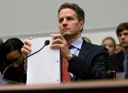 Timothy Geithner, US Treasury Secretary
