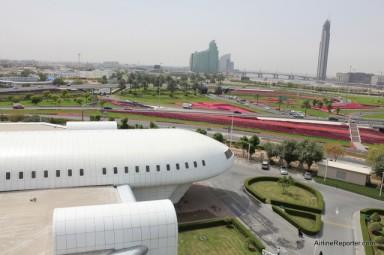 Emirates aviation College in Dubai