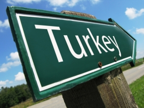 turkey-sign