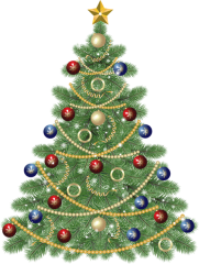 Large_Transparent_Christmas_Tree_with_Star_Clipart